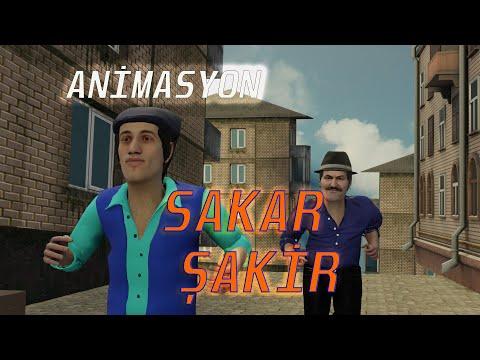 Hazan BARAN - Sakar ŞAKİR Animasyonu ( Yanıyorsun Fuat Abi, Kemal Sunal Komik animasyon) Animatrak indir
