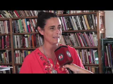 La Biblioteca Ser Protagonistas propone Letras en el patio