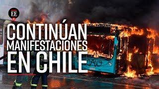 Chile no encuentra la calma: nuevos disturbios este domingo - El Espectador