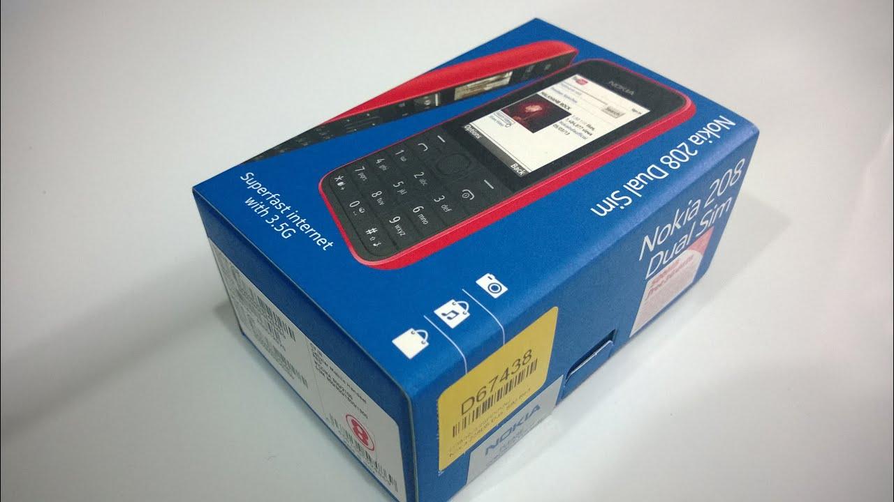 Nokia 225 Dual Sim: Обзор компактного мобильного телефона на две .