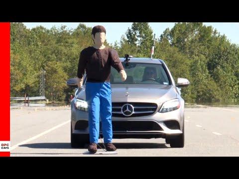 IIHS Pedestrian Crash Prevention Ratings 2019