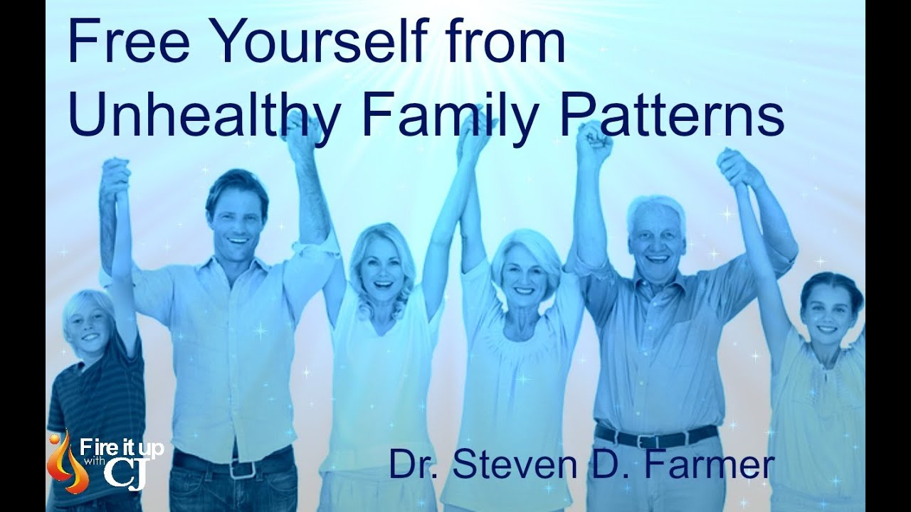 Everything you wanted to know about Family Patterns (with Steven Farmer)