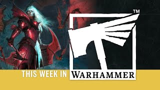 This Week in Warhammer - Soulblight, Space Marines and the Scions of Mars