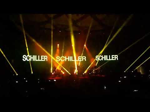 Schiller Live In Tehran 2017 FULLTIME HD