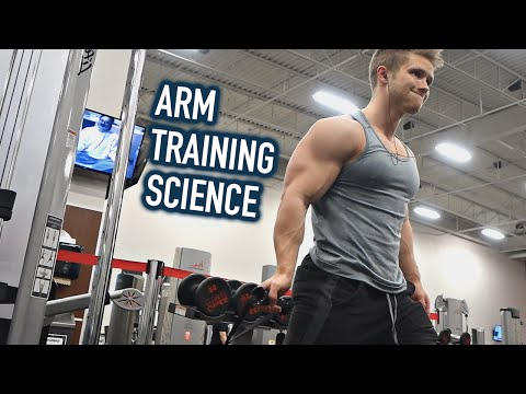 My Full Arm Training Routine / Physique Update