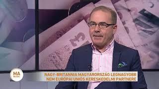 Nagy-Britannia Magyarország legnagyobb nem európai uniós kereskedelmi partnere