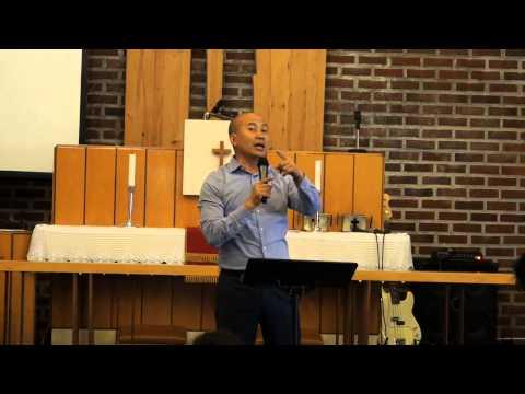 Rev. Hoi Cung Tum. Sermon  3 - IBC Sandnes norway