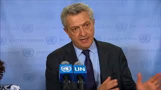 On Burundi, ICP Asks UNHCR Grandi of Refugees Killed in DRC, Arbour on Libya