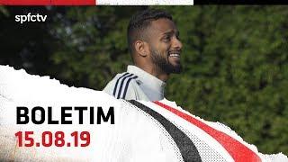 BOLETIM + REINALDO: 15.08 | SPFCTV