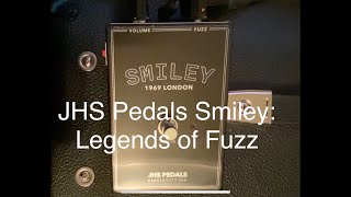 JHS Pedals Smiley - Amp Top Demos