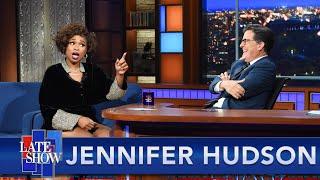 Jennifer Hudson Remembers The Last Time She Spoke To Aretha Franklin