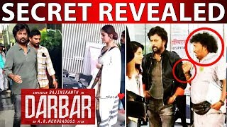 Dharbar shooting spot viral pictures
