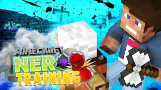 BITTE KEIN TOD DURCH 1 PFERD!! | Minecraft NERO Training #1 | Dner