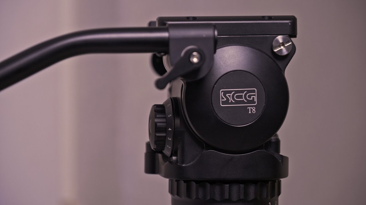 Why a Tripod Fluid Head will make your videos Cinematic