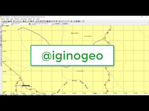 GPS Track Maker - Aula 07 - Edição das trilhas e waypoints