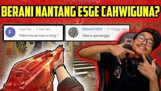 ESGE CAHWIGUNA? MACRO MULU GA AUS?! // Gameplay Point Blank Zepetto Indonesia