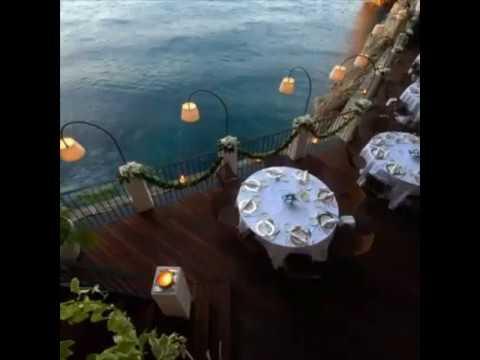 Grotta Palazzese Cave Restaurant In Puglia Italy