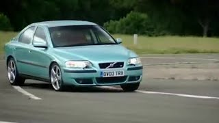 Volvo S60R | Car Review | Top Gear
