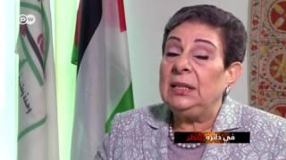 حنان عشراوي:
