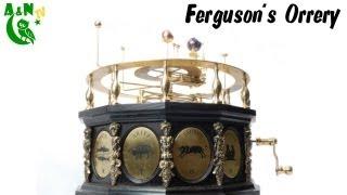 Ferguson's Orrery