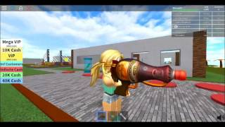 roblox pizza factory Tycoon part 1