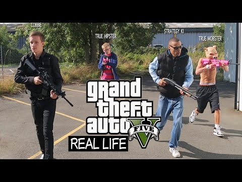 GTA 5 Real Life Online - Pt 2