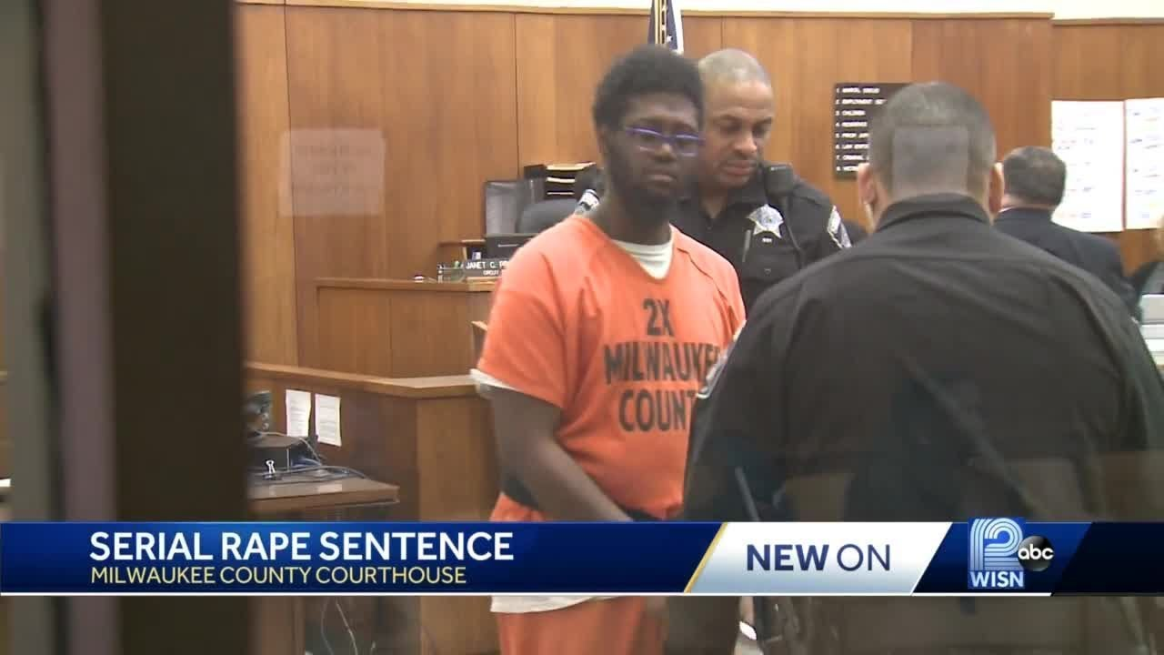 Download Serial rapist sentenced to more than 100 years in prison