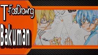 Bakuman -T-FastDrawing 018