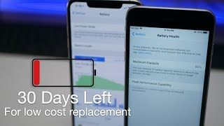Low iPhone Battery Health? - Get Your Battery Replaced Before The Price Goes Up
