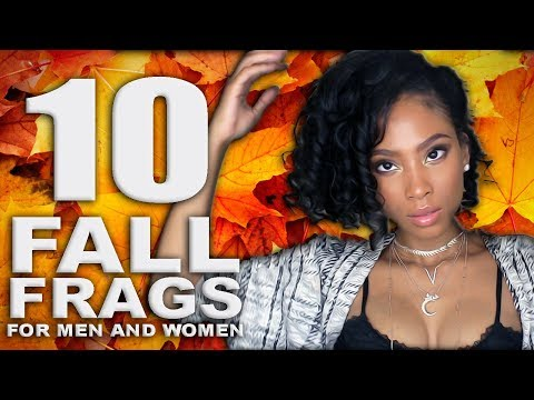 Top 10 Fall Fragrances! - Best Perfumes for Women and Men this Fall (Five for Men and Five for Women