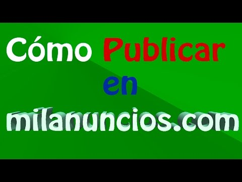 Milanuncios empleo buzzpls com for Poner anuncio en milanuncios