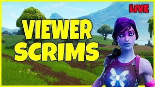 CUSTOM MATCH MAKING - EU SERVERS - ANYONE CAN JOIN FORTNITE LIVE STREAM (SKIN GIVEAWAY)