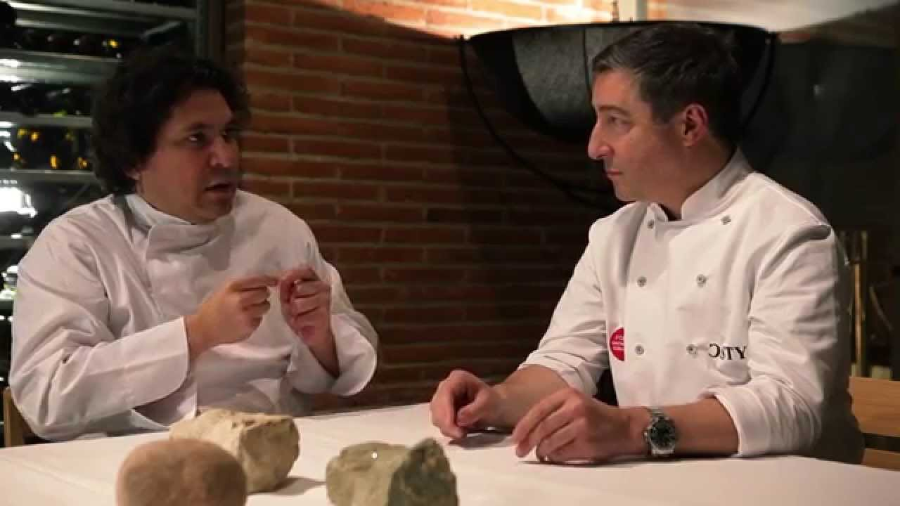 between the chefs joan roca and gastn acurio