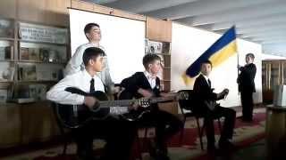 Ляпис Трубецкой- Воины Света на гитаре ( День Мира )