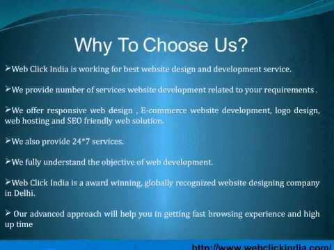 Website Designing Company in Delhi India
