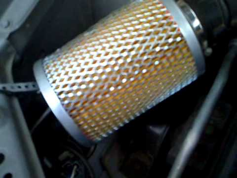Chevrolet Aveo Air Filter Sport Filcor Generic Youtube