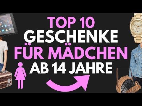 Geschenke für Mädchen - 10 Geschenkideen für 14 jährige Mädchen  / Geschenke für Teenager