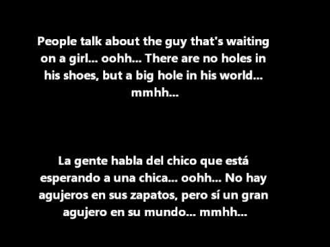 The Man Who Can't Be Moved Lyrics-español.wmv
