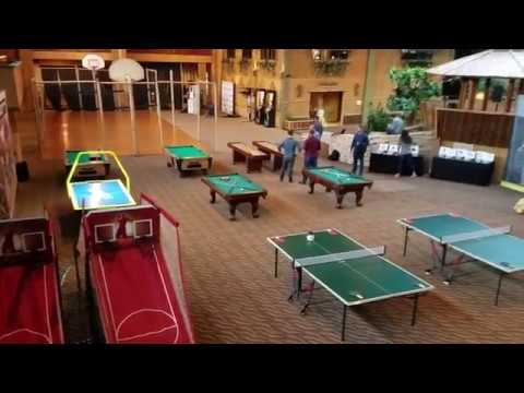 Corporate Event Rentals - Gameroom Rentals - Arcade Game Rentals