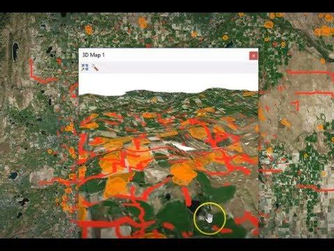 Exploring the 3D viewer in QGIS 3 0 - Geospatial Brainstorming