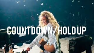 Beyoncé-Hold up/countdown  studio version