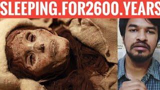 Sleeping for 2600 Years   Tamil   Siberian Ice Princess