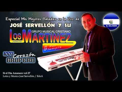 Los Hermanos Martinez de El Salvador Especial Baladas Romanticas