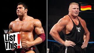 4 Rivalitäten, die wir uns gewünscht hätten - WWE List This! (DEUTSCH)