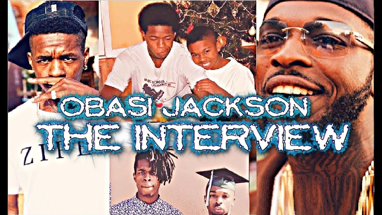 Pop Smoke Brother Obasi Jackson SPEAKS on Brother's DEATH