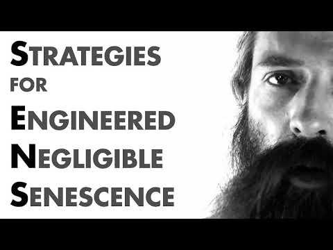 Aubrey de Grey - Can We Cure Aging?