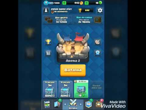 Como Colorir A Letra Do Chat Clash Royale Logo Mais Especial 50