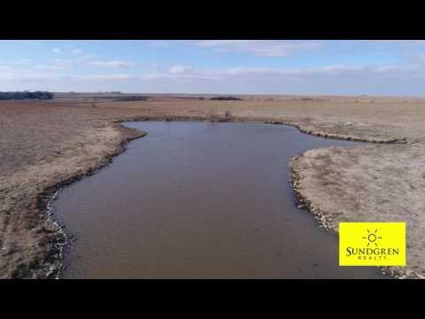 SOLD! 625+- Acres Flint Hills Cattle Grazing Land Auction Near Burns, Ks