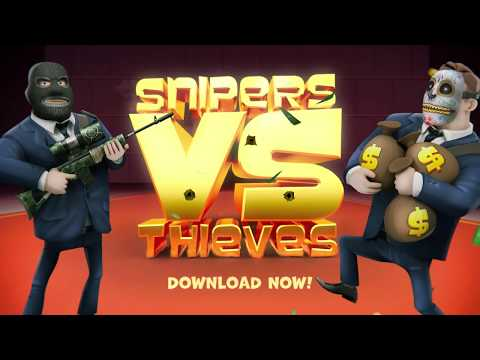 Snipers vs Thieves (Mod)