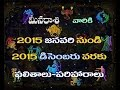 2015 New Year Predictions for Meena Rasi (Pisces Moon Sign)